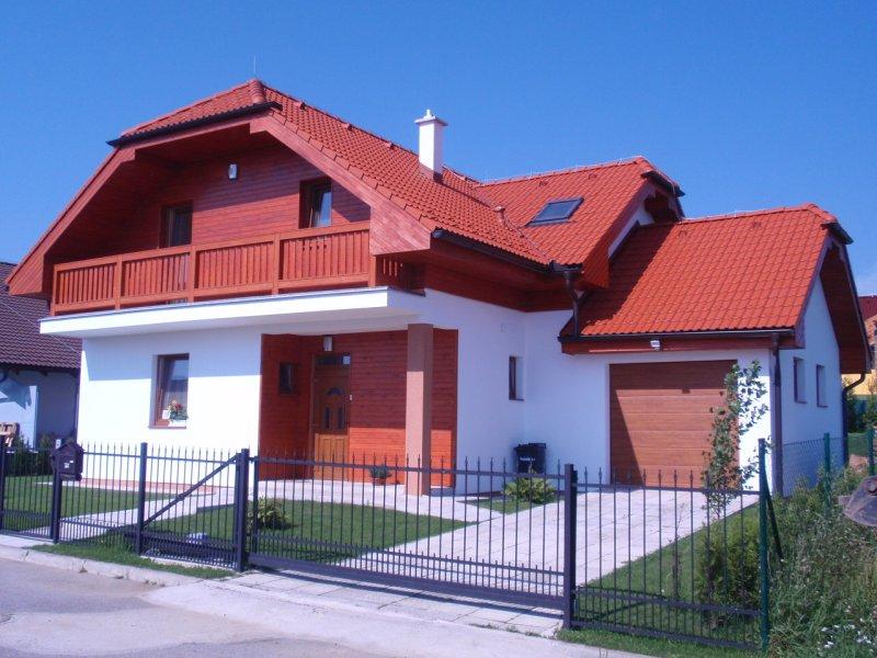 Výber z referencií stavieb domov